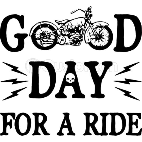 Motorcycle T Shirt Saying Good Day For A Ride Cool Vintage Motorcycle Shirt Women S Racerback Tank Top Kidozi Com