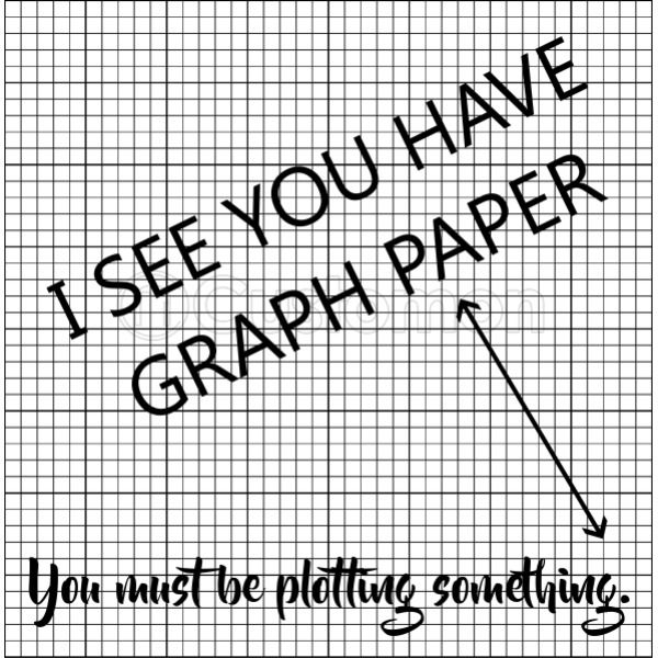 I See You Have Graph Paper Math Pun Kids Hoodie | Kidozi com