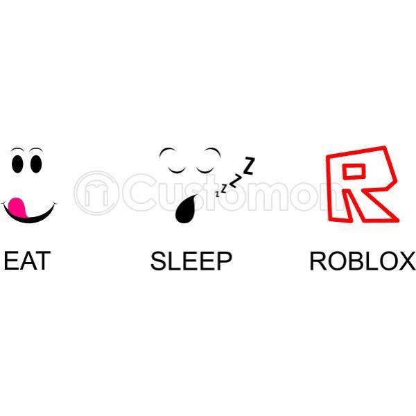 704c2512 Eat Sleep And Roblox Toddler T-shirt | Kidozi.com