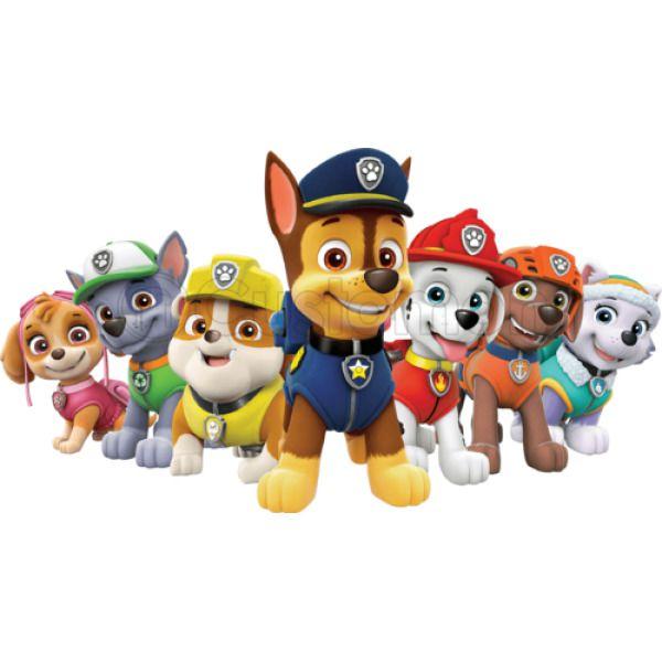 Paw Patrol Dogs Apron Kidozi Com