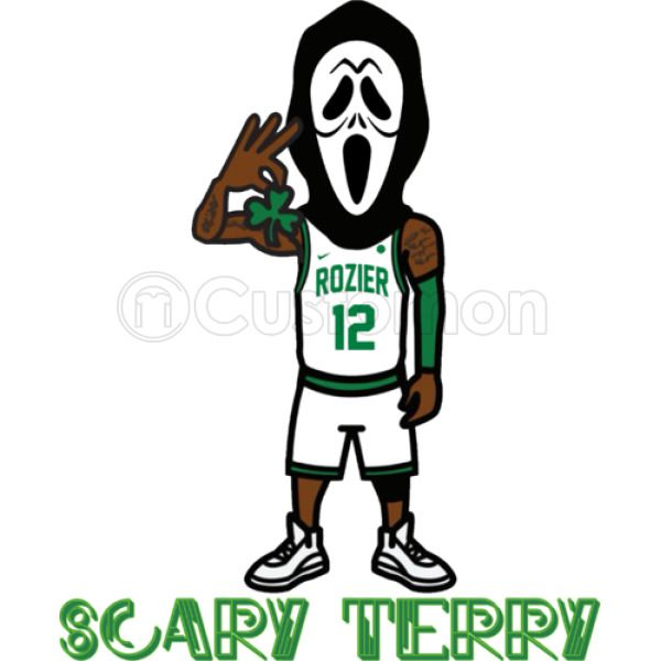 low priced 9f45e fc503 Scary Terry Rozier Men's T-shirt - Kidozi.com