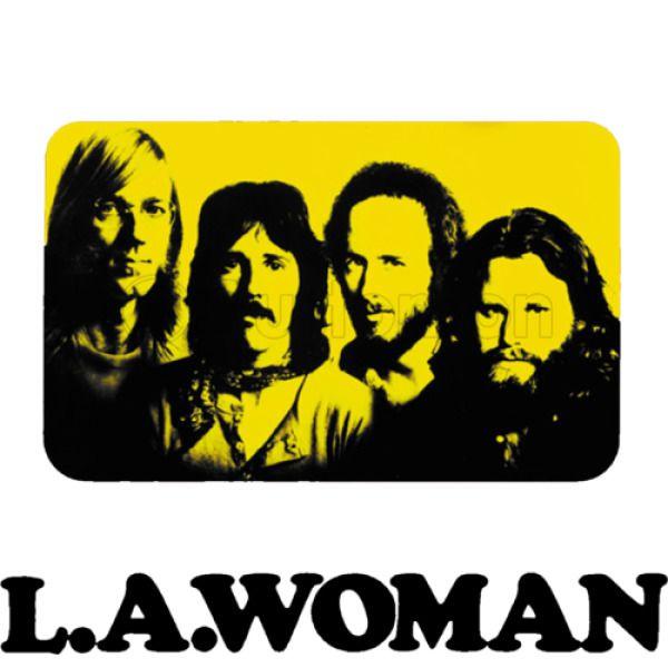 The Doors LA Woman Apron - Kidozi com
