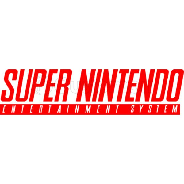 dff5350f Super Nintendo Logo Toddler T-shirt | Kidozi.com