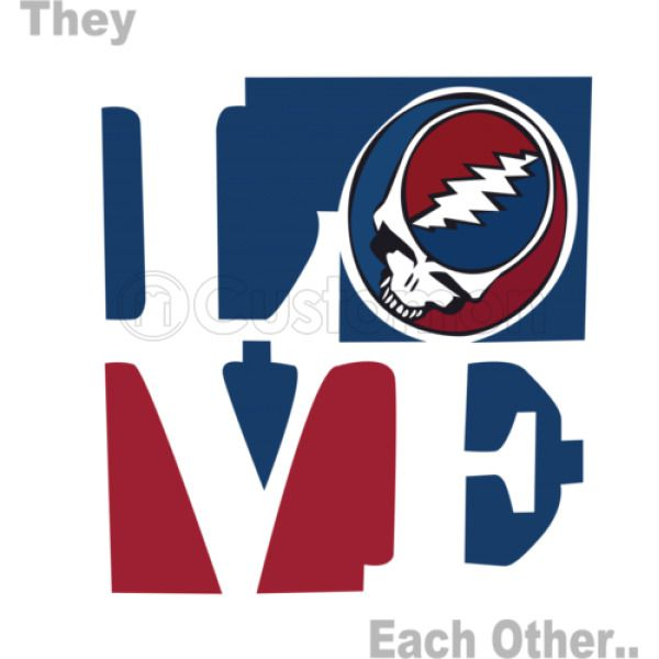 They Love Each Other Grateful Dead Travel Mug Kidozi Com