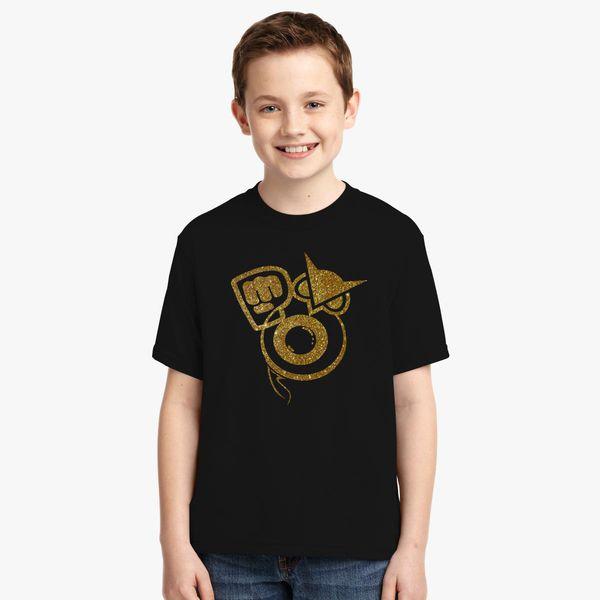 JACKSEPTICEYE PEWDIEPIE VANOSS LOGO Youth T-shirt | Kidozi com