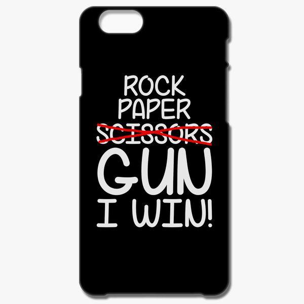 buy online 5840d 7304d Rock Paper Scissors iPhone 6/6S Case | Kidozi.com