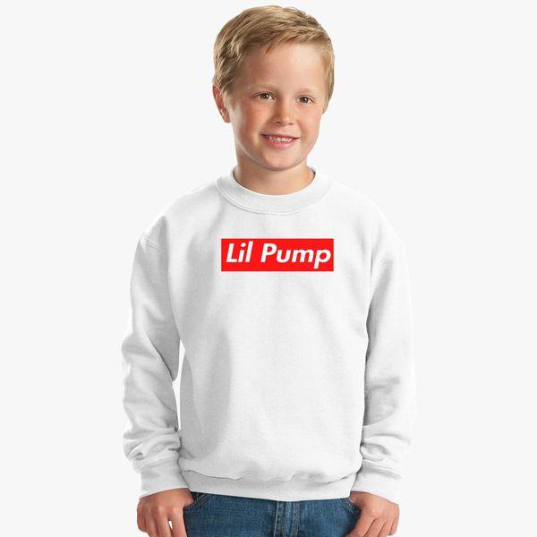 2eb6e91a117 Lil Pump Kids Sweatshirt