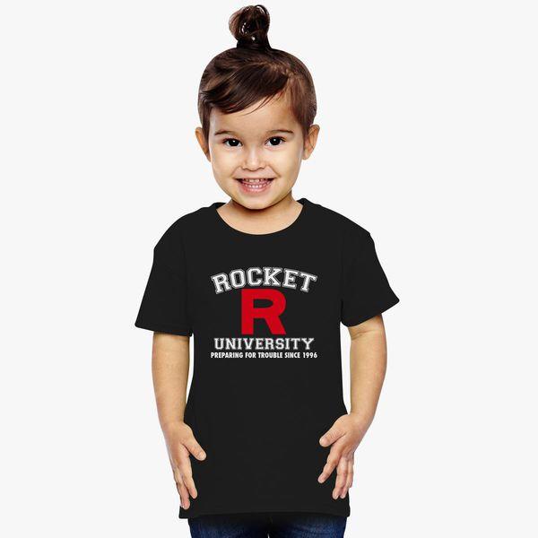 f8e61705 Team Rocket Toddler T-shirt   Kidozi.com