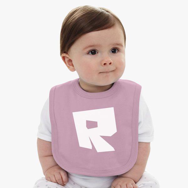 Pink Roblox Logo Aesthetic Roblox Girl Pictures Roblox Logo Baby Bib Kidozi Com