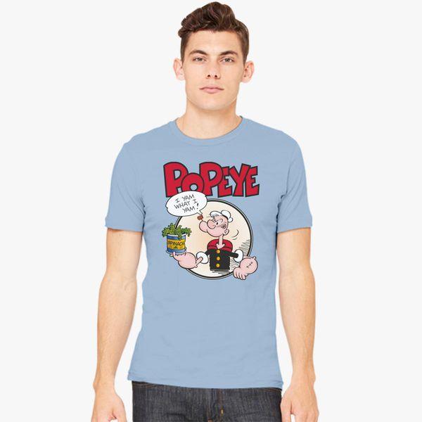 Popeye I Yam What I Yam Youth T-shirt