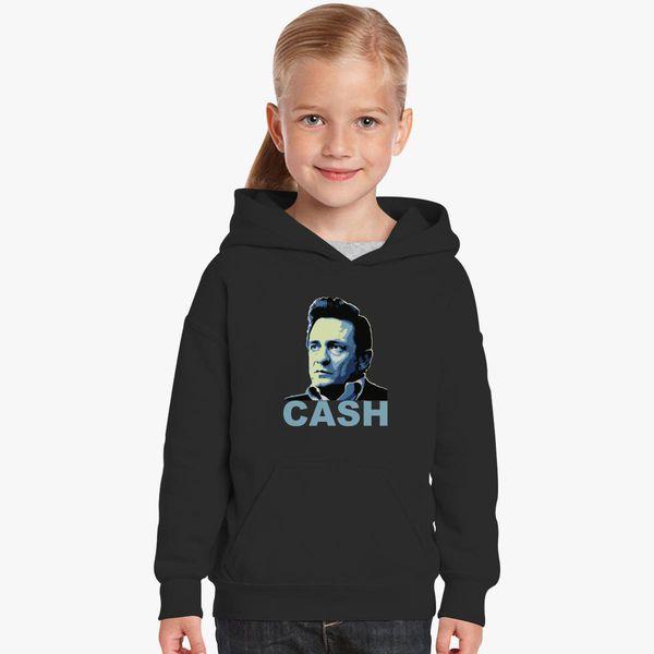 79cf36c24 Johnny Cash Kids Hoodie | Kidozi.com