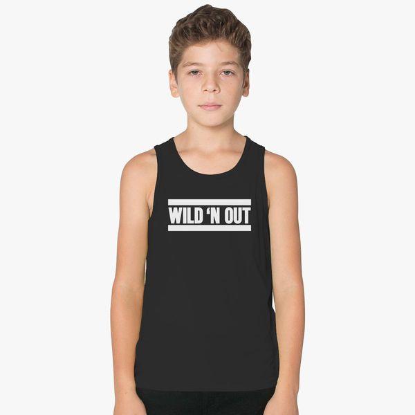 a1864d4a3d03a9 Wild n Out Kids Tank Top