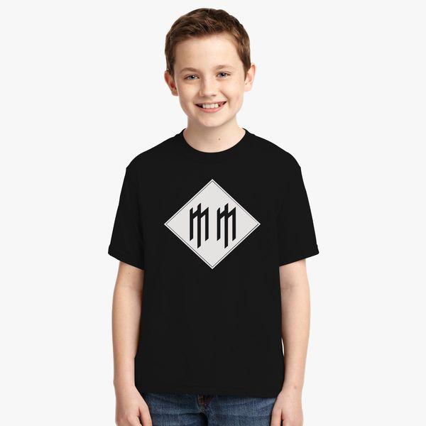9ac83e07b098 ... marilyn manson logo 1 youth t shirt kidozi com ...