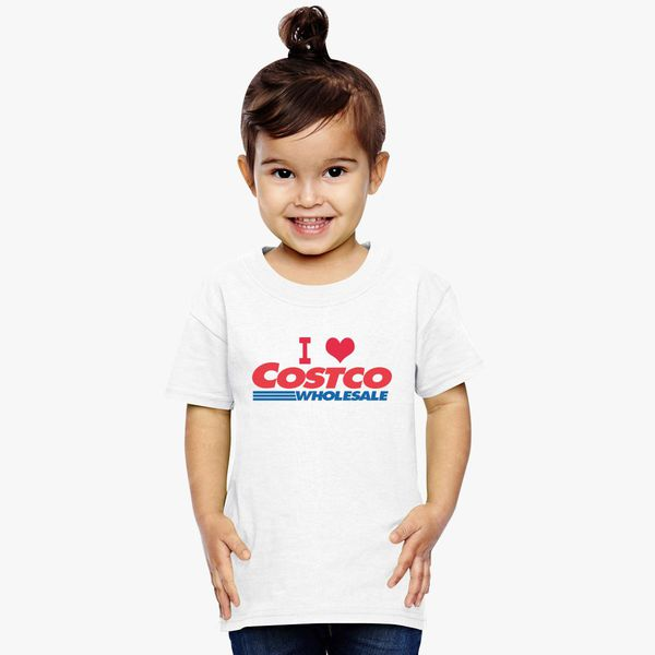 f494aad49d7cf I Love Costco Toddler T-shirt Change style