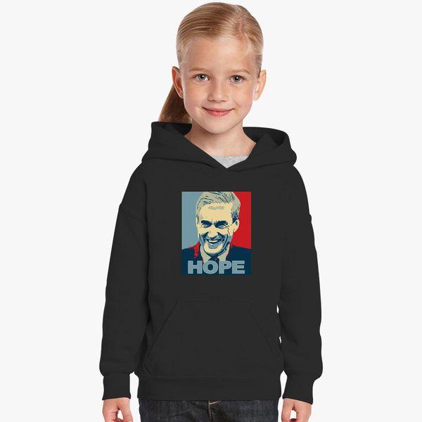 f1b52055e Robert Mueller Hope 2020 Kids Hoodie   Kidozi.com