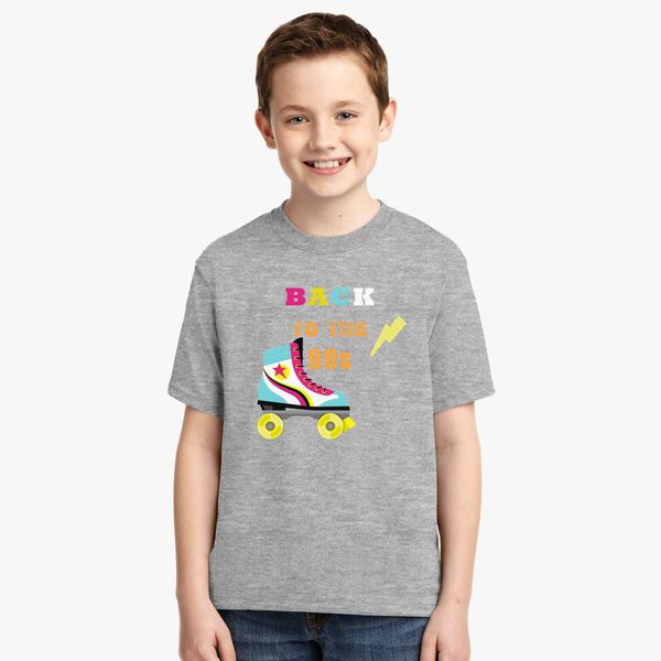 Back to the 90s clothing Youth T-shirt | Kidozi com