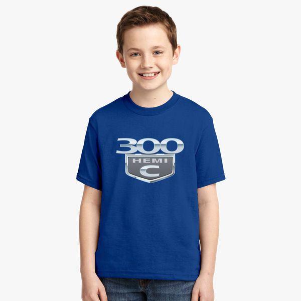 Chrysler 300C Logo Youth T-shirt