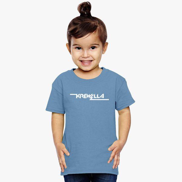 Krewella Logo Toddler T-shirt