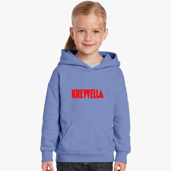 Krewella Logo Kids Hoodie