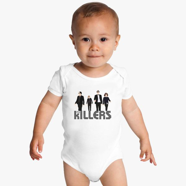 7575924d6 The Killers Baby Onesies | Kidozi.com