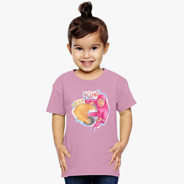 Filthy Frank Pink Guy Ramen King Toddler T Shirt Kidozicom