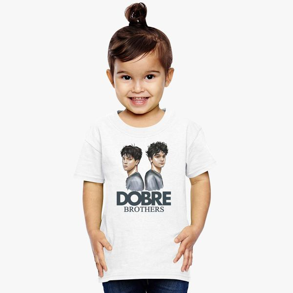 Dobre Brothers Toddler T Shirt Kidozicom