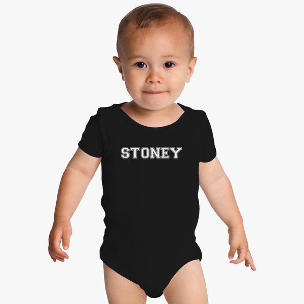 Post Malone-Stoney Baby Onesies - Kidozi com