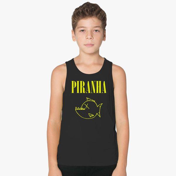 6d12876890660b Piranha Kids Tank Top