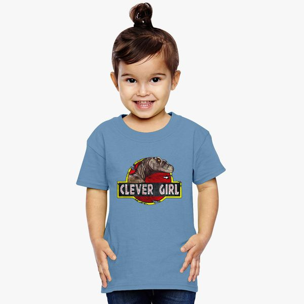Clever Girl Blue: Clever Girl Toddler T-shirt