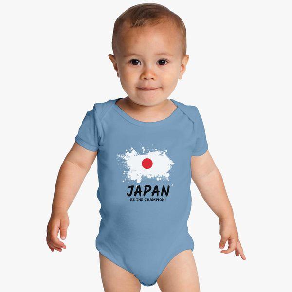 0387f221652 Fifa World Cup 2018 Japan Baby Onesies | Kidozi.com