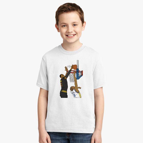 c5d93f9cc2e5 The block Youth T-shirt | Kidozi.com