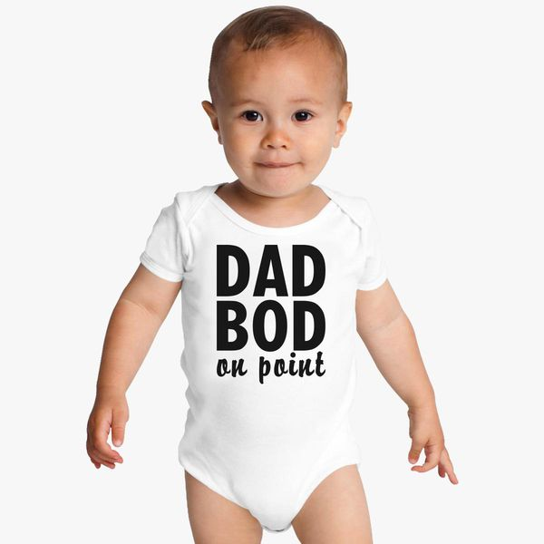 Dad Bod On Point Gift For Husband