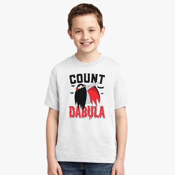 1de19782 Count Dabula Youth T-shirt | Kidozi.com