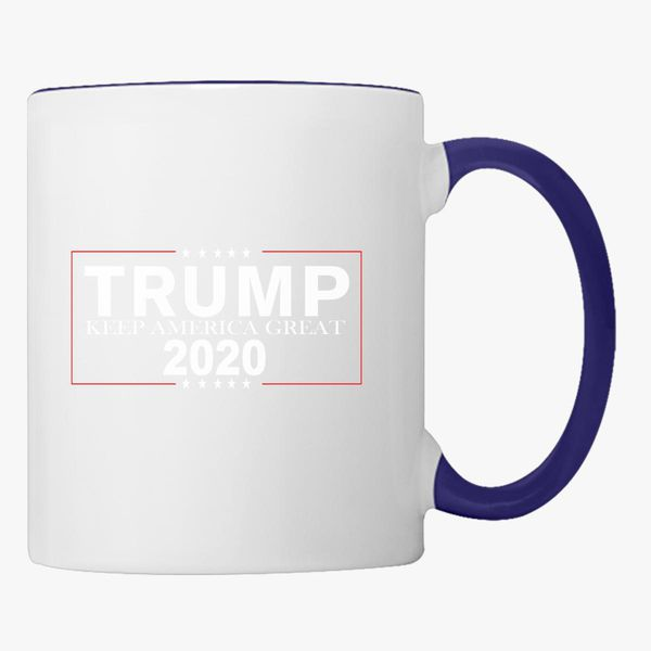 Trump 2020 Keep America Great Coffee Mug