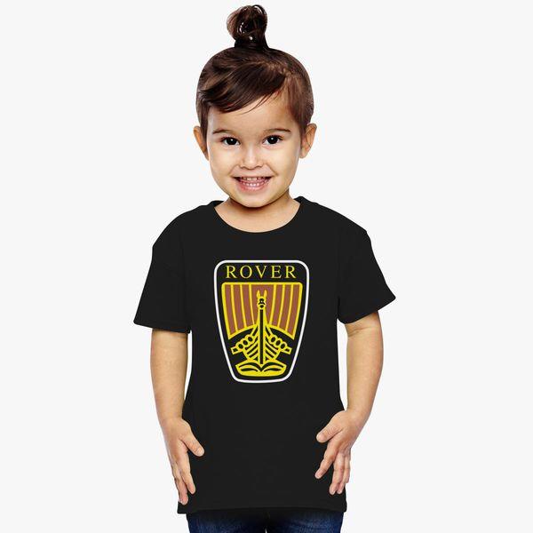 Rover Vintage Logo Toddler T-shirt | Kidozi com