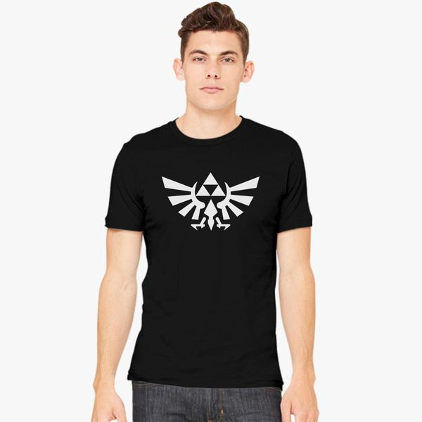a5c158736 Zelda Triforce Symbol Men's T-shirt | Kidozi.com