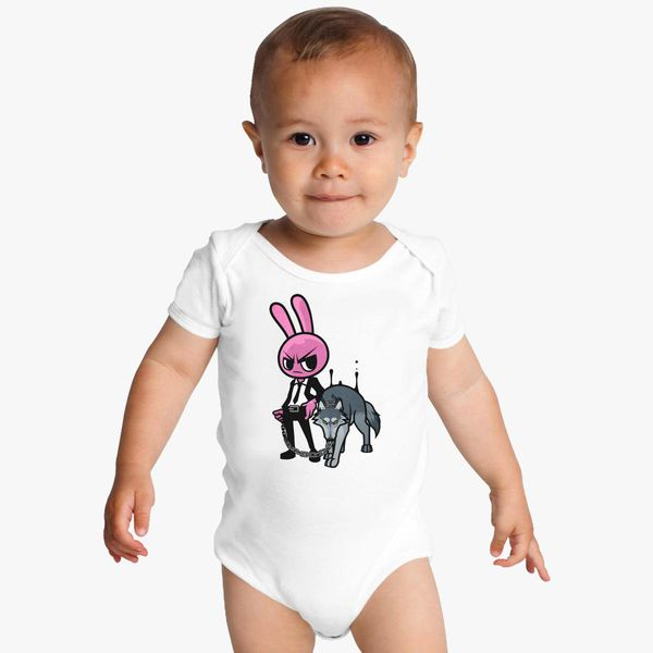 432cfcdfb Mad Rabbit Baby Onesies | Kidozi.com