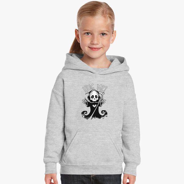Casper Ghost Hug Me Kids Hoodie Kidozicom - casper the ghost hoodie roblox