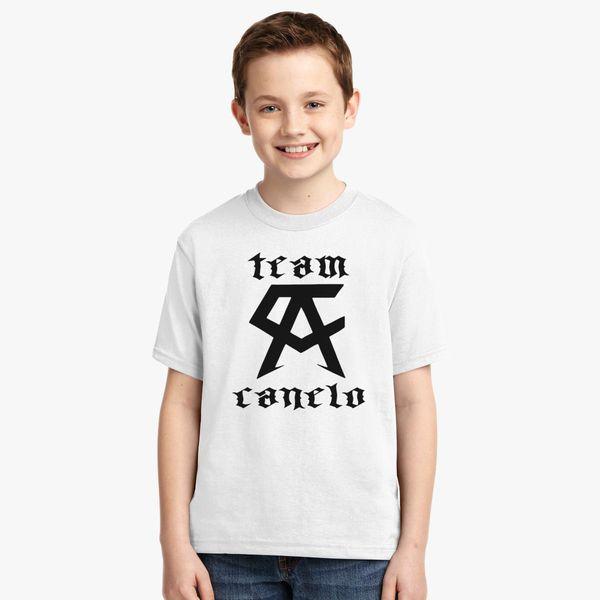 c1bc1585 Canelo Alvarez Team Canelo Youth T-shirt | Kidozi.com