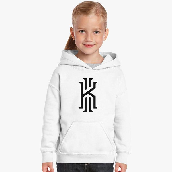 new product bed42 6c5bd Kyrie Irving Logo Kids Hoodie | Kidozi.com