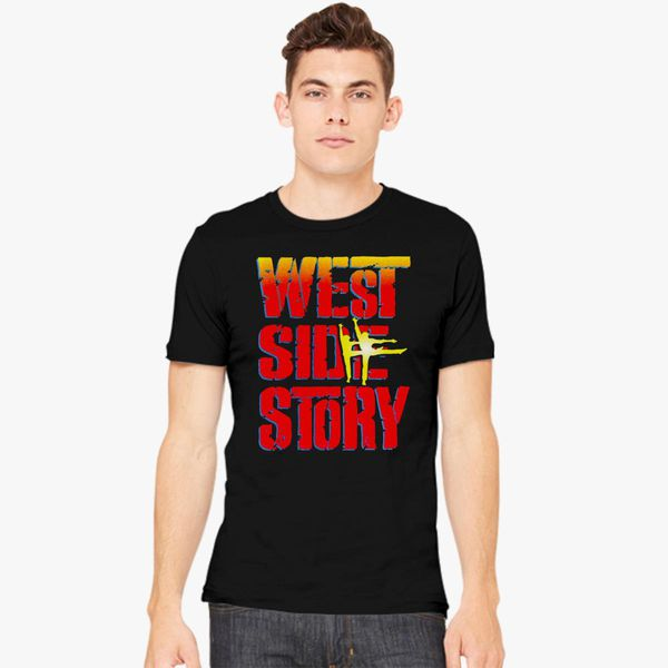 West Side Story Musical Movie T Shirt Men/'s Tee 100/% Cotton Gift New From US