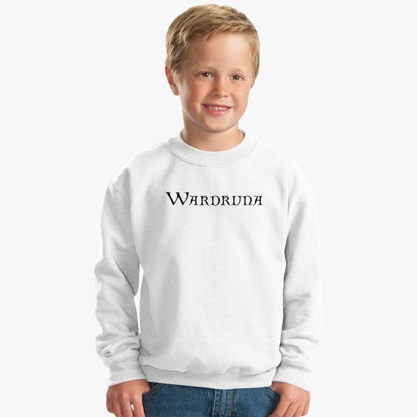 wardruna Kids Sweatshirt  b35f229e5