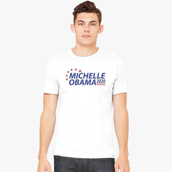 55f2117b Michelle Obama 2020 Men's T-shirt   Kidozi.com