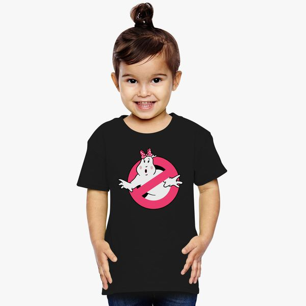 4476587fd GIRL GHOSTBUSTERS Toddler T-shirt | Kidozi.com