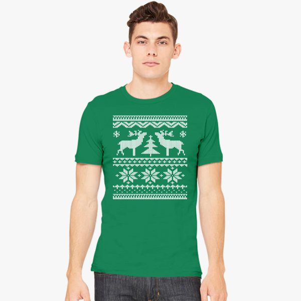 Ugly Christmas Sweater Men.Ugly Christmas Sweater Men S T Shirt Kidozi Com