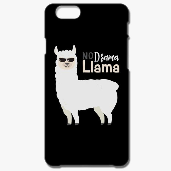 save off 1cc02 3565f No Drama Llama iPhone 6/6S Case | Kidozi.com