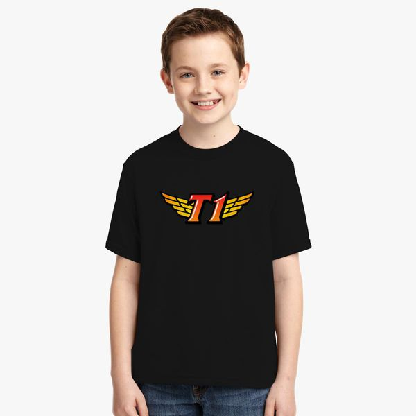 8ffabb0c SKT T1 Youth T-shirt | Kidozi.com