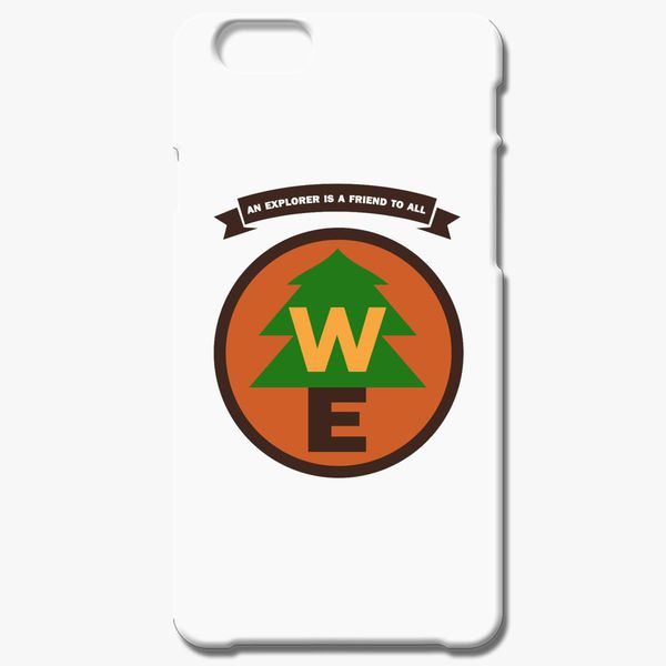 Wilderness Explorer 2 Up Movie iphone case