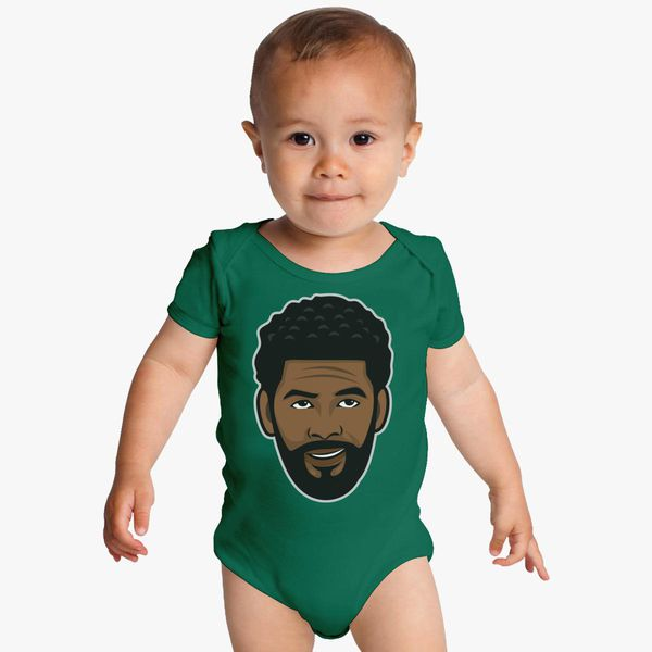 superior quality 03431 ebad7 Kyrie Irving cartoon style by rayd3rd Baby Onesies | Kidozi.com