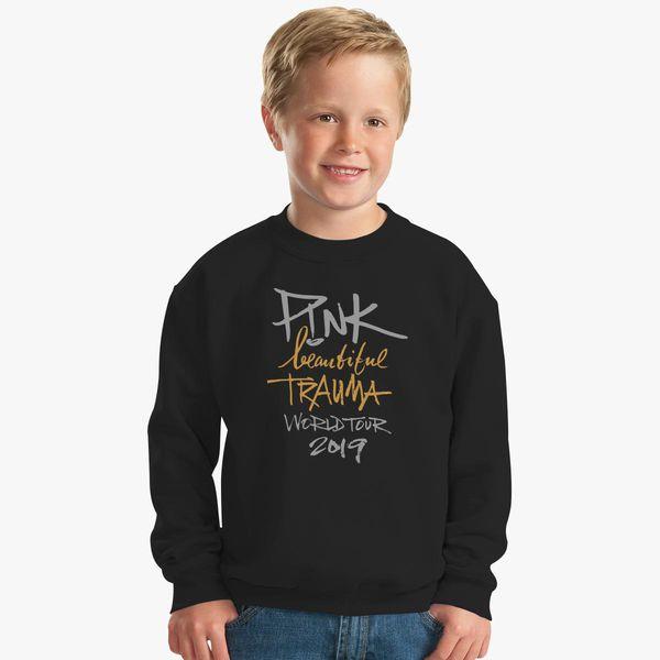 Beautiful Trauma 2019 Kids Sweatshirt | Kidozi com